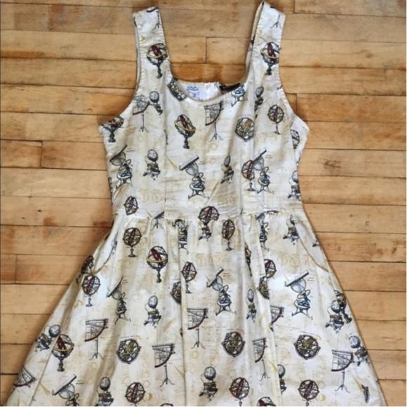 Modcloth Dresses & Skirts - Modcloth Retrolicious Globe Dress